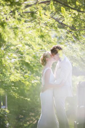 Séance de mariage