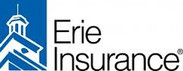 Erie Insurance Logo that WB 4 Construction is insured with.