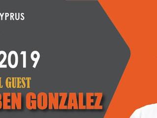 !!Special Guest!! Ruben Gonzalez