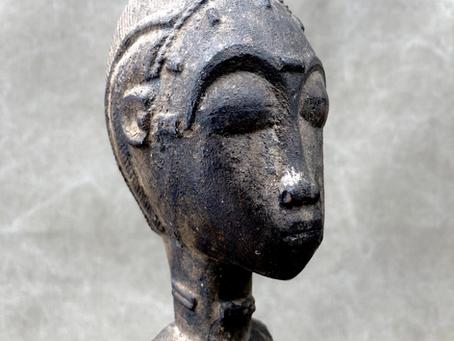 Statue Baoule/Baoule figure