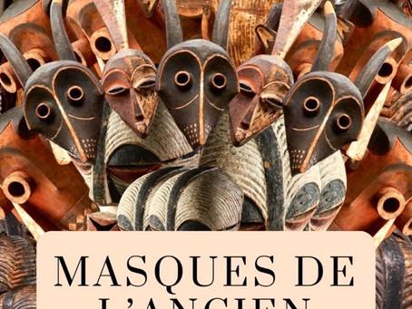 Masques du Congo