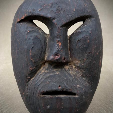 Masque Eskimo/Eskimo mask