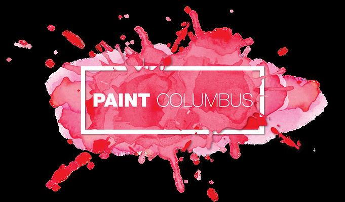 Brooke Hawkins Design | Graphics Design | Columbus, Indiana | Event graphics for Paint Columbus