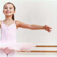 Canva - Young Ballet Dancer Practicing i