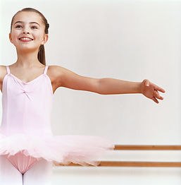 Canva - Young Ballet Dancer Practicing i