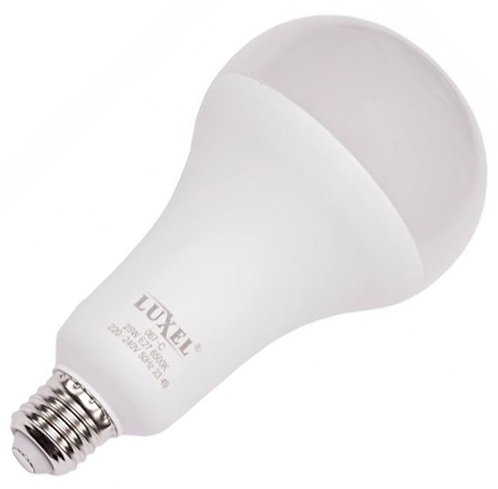 Светодиодная лампа Luxel A95 25W 220V E27 (067-C 25W)
