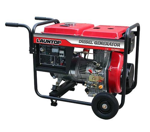 Дизельный генератор Launtop LDG3600CL (3 кВт)
