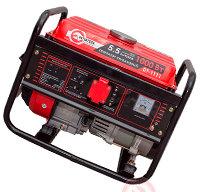 Генератор бензиновый макс. мощн. 1,2 кВт., ном. 1 кВт., 3,0 л.с., 4-х тактный.