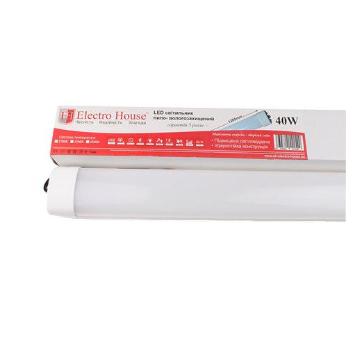 LED светильник ПВЗ 40W 1200мм 6500K 3200Lm IP65