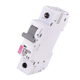 Модульный автоматический выключатель ETIMAT 6 1p B50