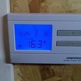 Терморегулятор для управления теплым пол