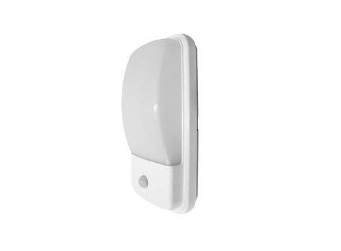 Светодиодный светильник с датчиком движения 296х146х76мм 20W IP65 (WPOS-20)