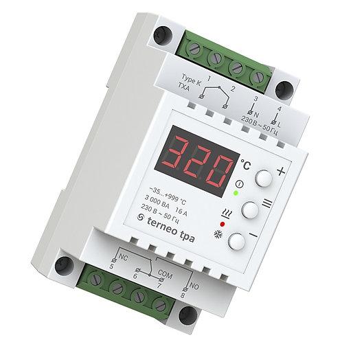 Терморегулятор terneo tpa без датчика - характеристики, отзывы