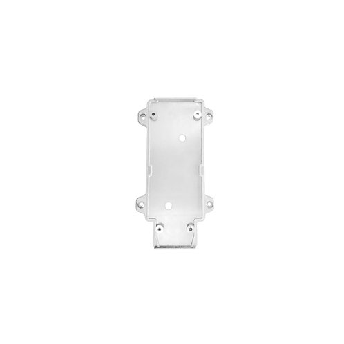 Настенное крепление белое пластик для трекового LED светильника 15W
