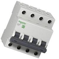 Автоматический выключатель Schneider Electric EZ9F14463_В 63 А