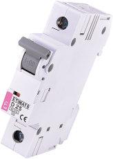 Модульный автоматический выключатель ETIMAT 6 1p D 25