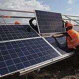 Строительство солнечной электростанции в г. Киев и Киевской области