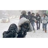 Ухудшение погодних условий в Киевской об