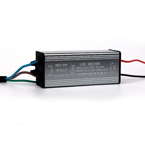 LED драйвер 50W input 85-265V output 25-36V