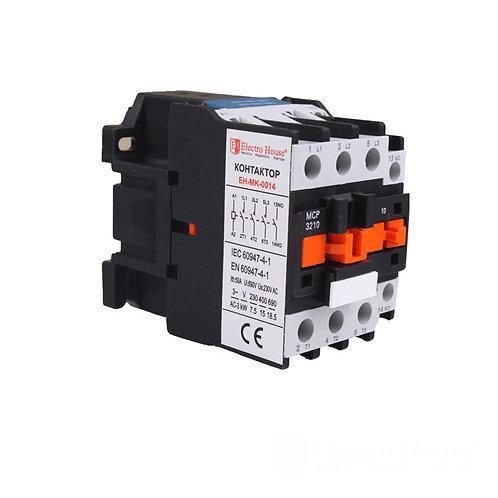 Контактор магнитный 3P 32A 220-230V IP20 4НО