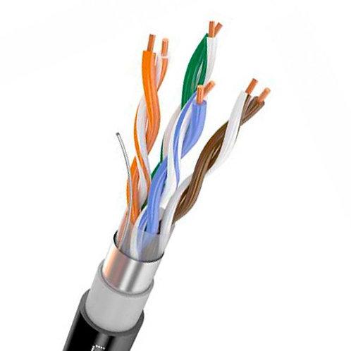 LAN кабель FTP КППЕ- ВП (100) 4х2х0,51 уличный - характеристика, отзывы