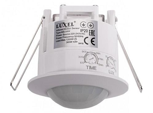 Датчик движения Luxel 0.5W IP20 (MS-04W)