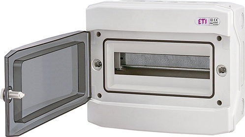 Пластиковый щит наружной установки IP 65, ECH-12PT