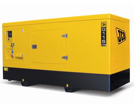 Дизель генератор JCB G115QX