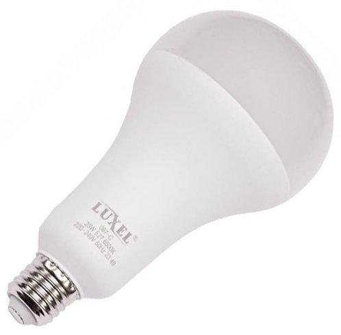 Светодиодная лампа Luxel A60 7W 220V E27 (ECO 063-NE 7W)