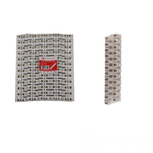Клеммная колодка 80A 35mm² Полипропилен винтовой зажим