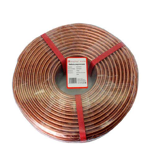 Акустический кабель бескислородная медь 2х25