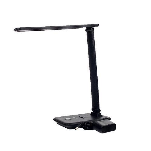 LED светильник настольный 10W 2700K/4100K/6500K  700Lm чёрный