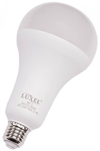 Светодиодная лампа Luxel A80 20W 220V E27 (066-C 20W)
