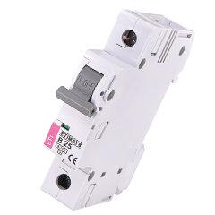 Модульный автоматический выключатель ETIMAT 6 1p B25