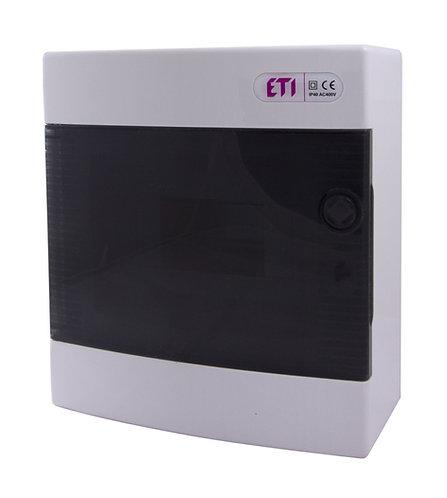 Пластиковый щит наружной установки IP40, ECT8PT
