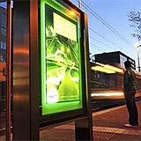 Рекламные конструкции (Лайтбоксы) в Днепре