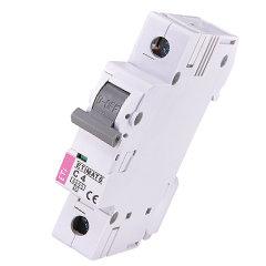 Модульный автоматический выключатель ETIMAT 6 1p C4