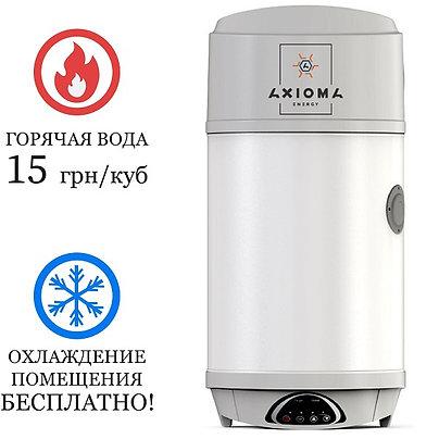 Тепловой насос-бойлер для горячей воды V-WALL80-1, AXIOMA energy