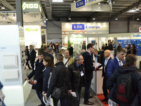 XXIV международная выставка энергетики, электротехники, энергоэффективности