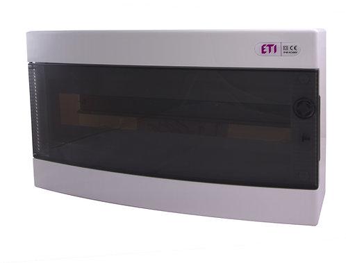 Пластиковый щит наружной установки IP40, ECT18PT
