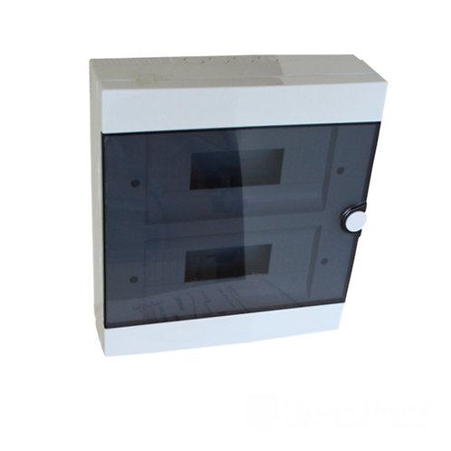 Бокс пластиковый модульный для наружной установки на 24 модулей