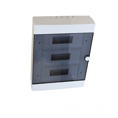 Бокс пластиковый модульный для наружной установки на 36 модулей