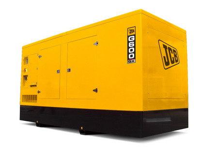 Дизель генератор JCB G600QX