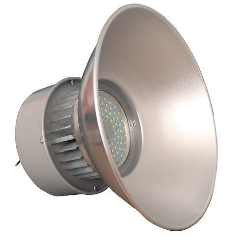 LED светильник для высоких пролетов  50W 6500K 4500Lm IP20 Ø35см