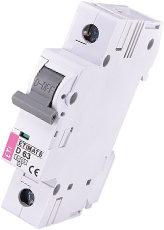 Модульный автоматический выключатель ETIMAT 6 1p D 63