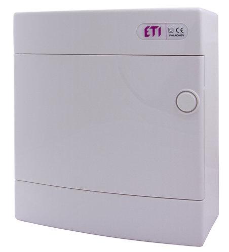 Пластиковый щит наружной установки IP40, ECT8PO