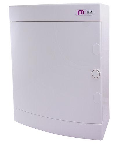 Пластиковый щит наружной установки IP40, ECT24PO