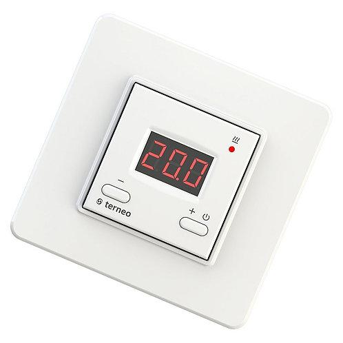 Терморегулятор terneo vt - характеристики, отзывы