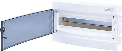 Пластиковый щит внутренней установки IP40, ECM18PT