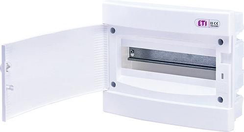 Пластиковый щит внутренней установки IP40, ECM12PO